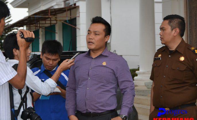 Kasi Intelijen Kejari Kepahiang Zainal