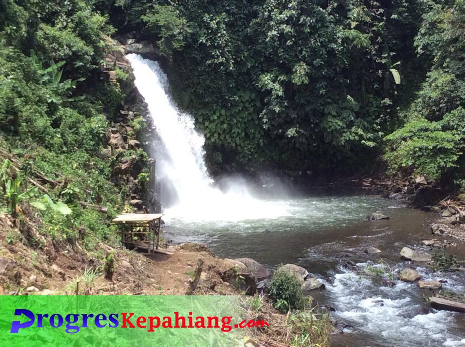 Air Terjun Tearambon Daspetah