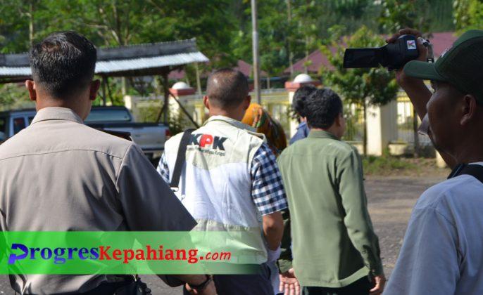 Satgas KPK keluar PN Kepahiang