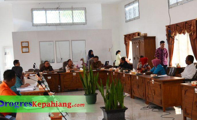 Kunker DPRD Prabumulih
