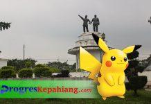 Pokemon Go Kepahiang