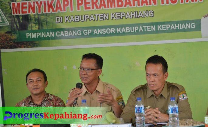 dialog hutan lindung