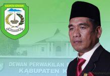 anggota DPRD Kepahiang Edwar Samsi