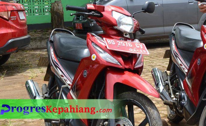 motor dinas Pemkab Kepahiang
