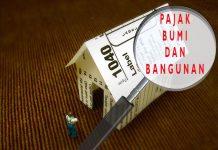 pajak bumi dan bangunan pbb