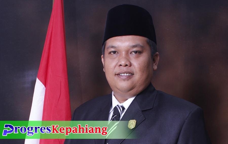 Wakil Ketua I DPRD Andrian Defandra