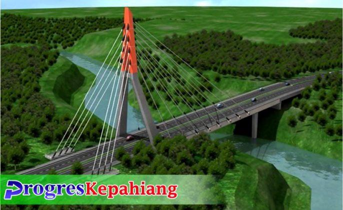 Jembatan Musi II Kepahiang