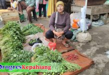 Pedagang pasar kepahiang