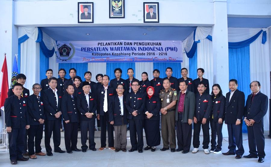Foto dokumentasi PWI Kepahiang