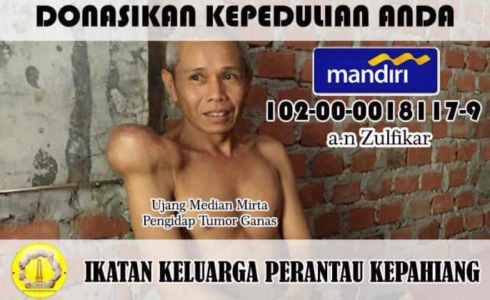 Donasi Untuk Ujang Median