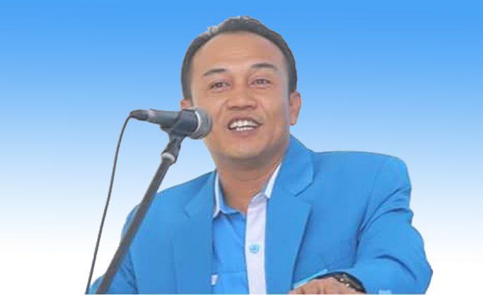 Ketua KNPI Windra Purnawan