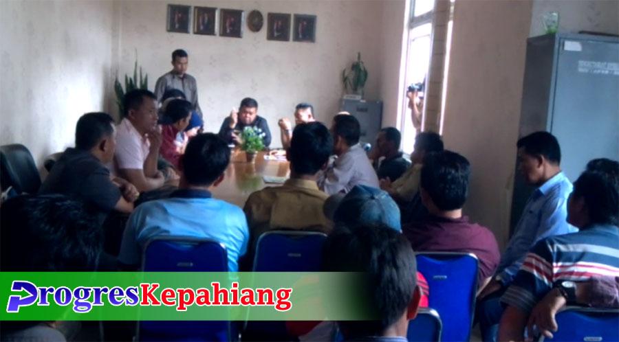 hearing di DPRD Kepahiang