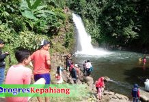 Air terjun tearambon daspetah