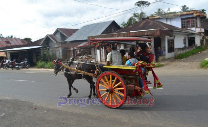 delman di Kepahiang