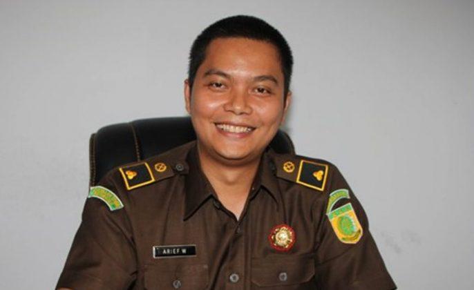 Kasi Pidsus Arief Wirawan