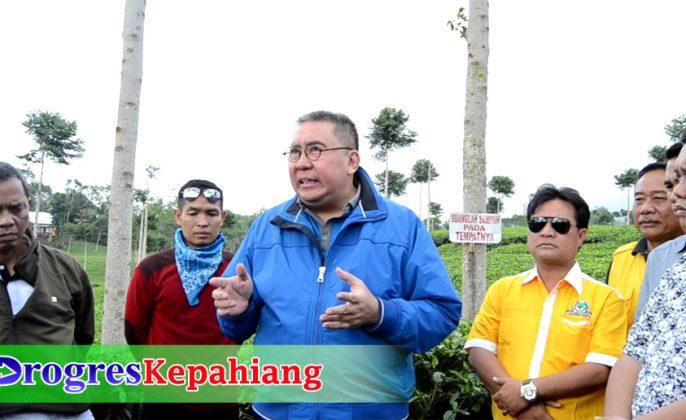 Ridwan Mukti bercerita kpeda jurnalis