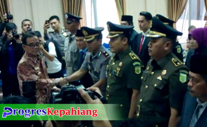 SK Saber Pungli Kepahiang