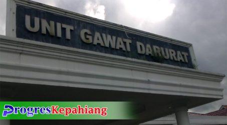 UGD RSUD Kepahiang