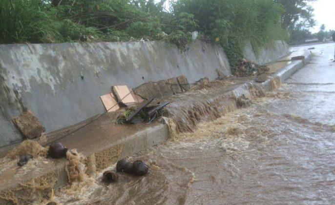 Banjir Jembatan Konak