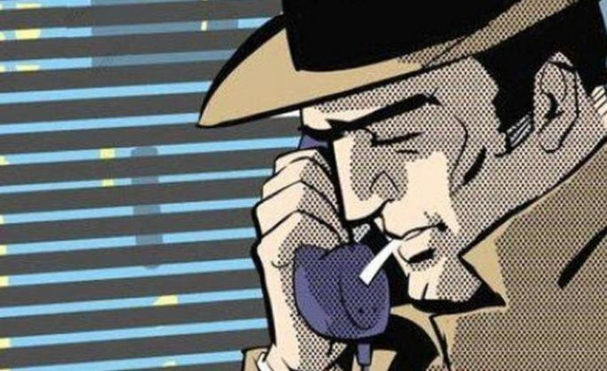 Telepon gelap