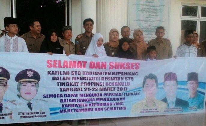 STQ Bengkulu 2017