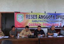 Reses DPRD Dapil 3