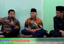 Bando Amin bicara masjid agung