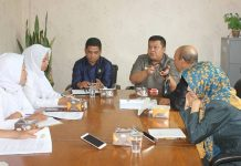 Audiensi Komisi I DPRD Kepahiang