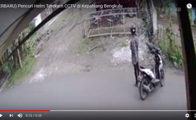 Pencurian CCTV