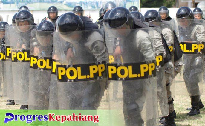 Satpol PP Kepahiang