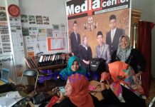 Media centre Panwaslu