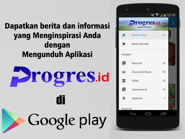 Aplikasi Android Progres.id