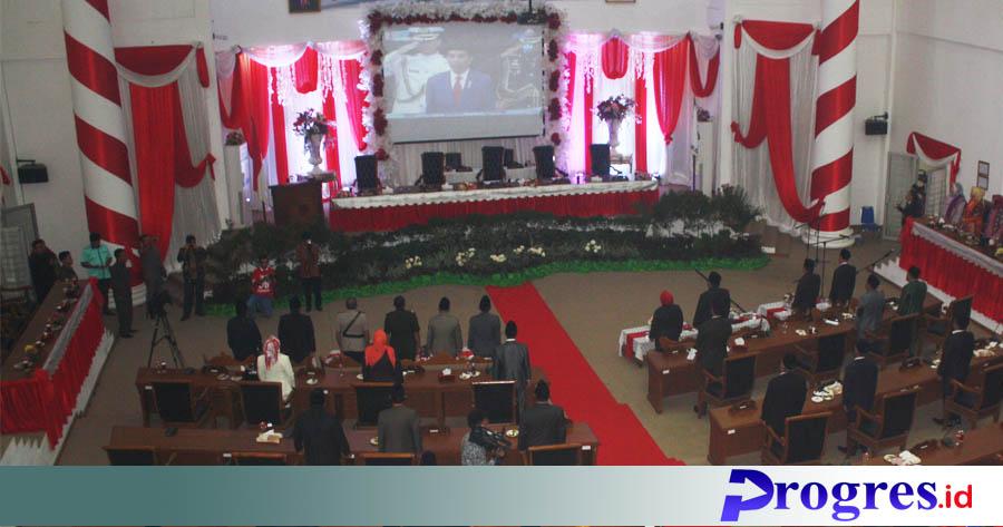 Sidang tahunan DPRD