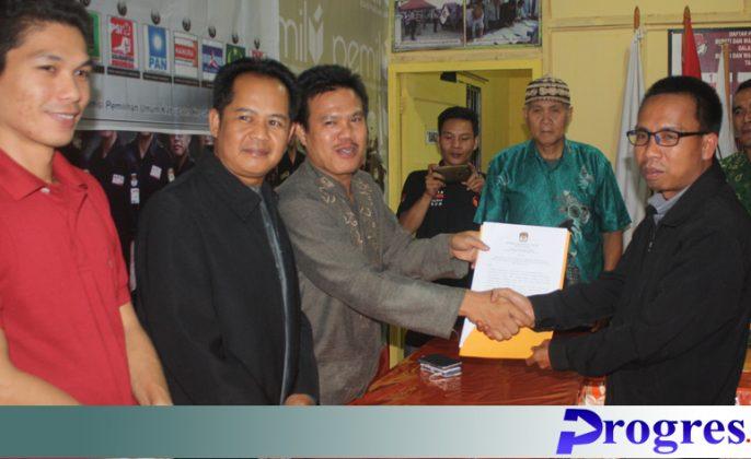 Berita acara KPU-Panwaslu