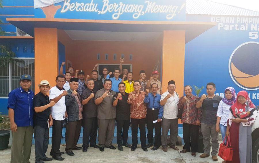 Tim Jokowi-Ma'ruf Amin