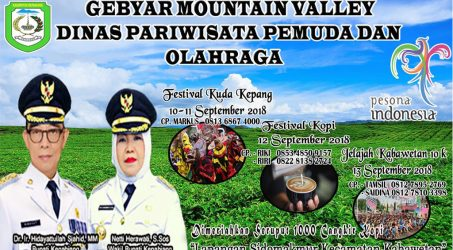 Mountain and valley festival