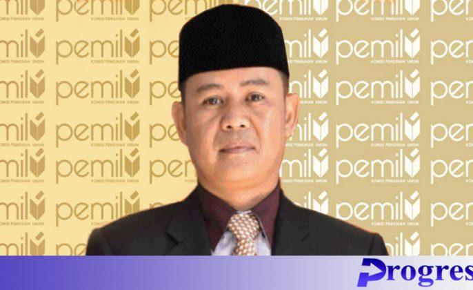 Ketua KPU Kepahiang Mirzan Hidayat