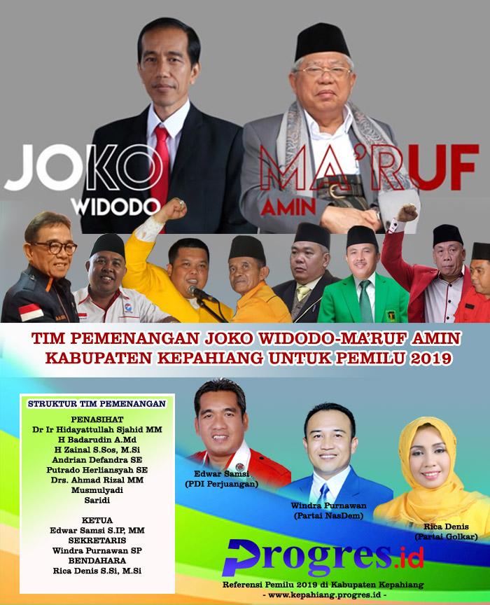 Tim Jokowi di kepahiang
