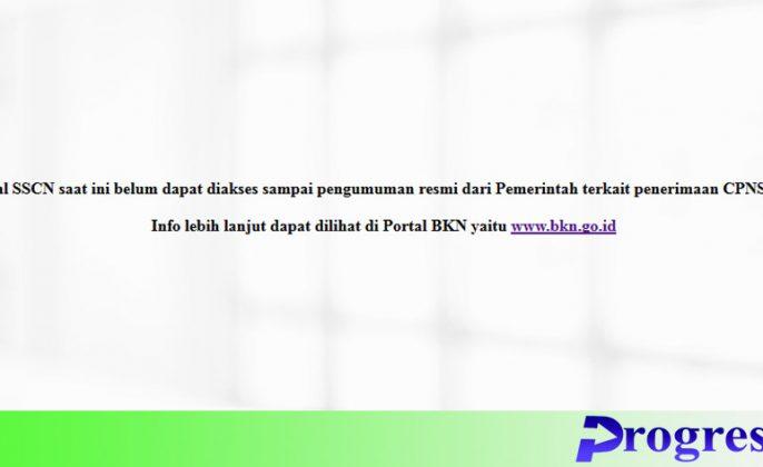 Situs sscn.bkn.go.id