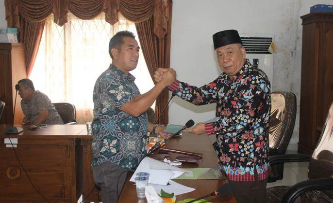 Pimpinan DPRD putuskan perpanjang