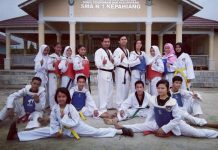 Taekwondo kepahiang