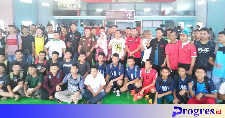 Foto bersama turnamen