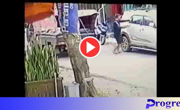 Terekam CCTV