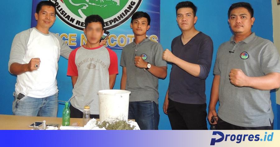 Polres tangkap bandar narkoba