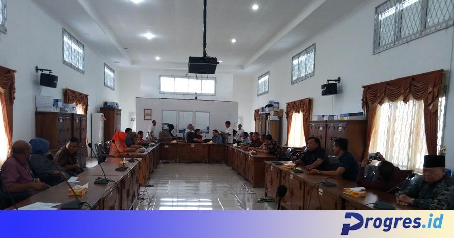 DPRD Muara Enim Kunker ke Kepahiang