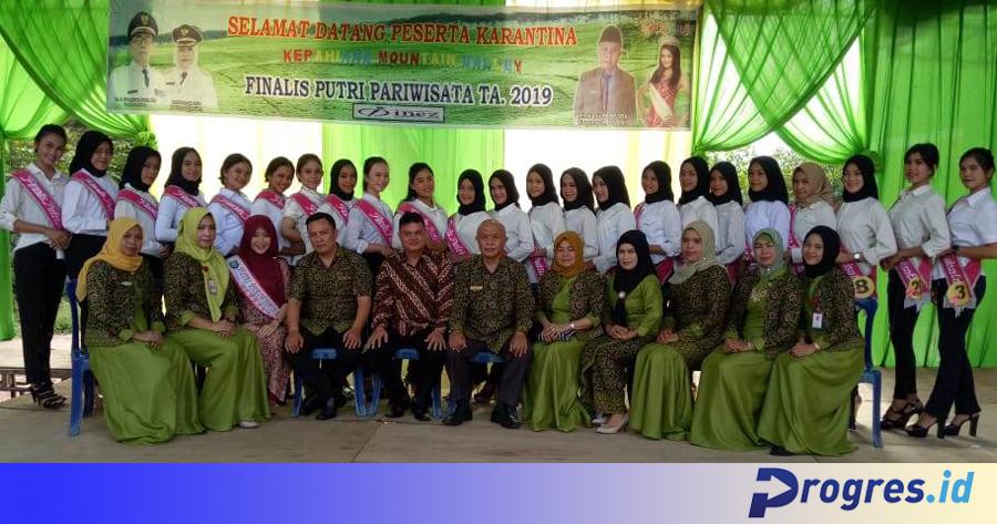 Putri Pariwisata Kabupaten Kepahiang 2019