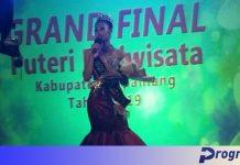 Grand Final Putri Pariwisata