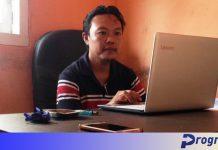 Harwan Iskandar Kades Batu Ampar