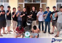 Satreskrim Polres tangkap remaja