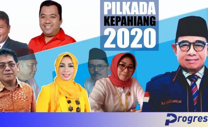 Bakal calon bupati Kepahiang 2020